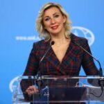 Захарова рассказала, как празднует 8 Марта