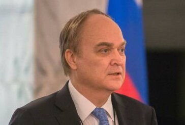 Антонов отправился в Москву для консультаций