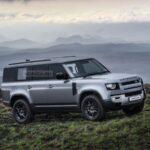 Новый 7-местный Land Rover Defender 130: первые изображения