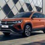 Новый кроссовер Volkswagen для России, который дешевле Tiguan: это Taos, брат Skoda Karoq