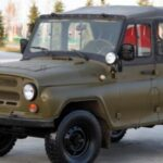 В Финляндии высоко оценили российский армейский УАЗ