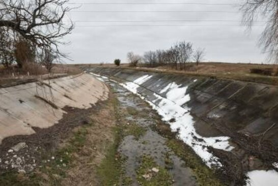 В Крыму назвали ответственных за водную блокаду полуострова