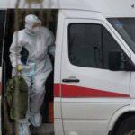 В Москве за сутки госпитализировали 604 пациента с COVID-19