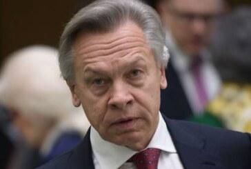 Пушков заявил об угрозе новой холодной войны из-за Байдена