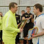 В Воронеже звезды российского футбола провели мастер-класс для детей