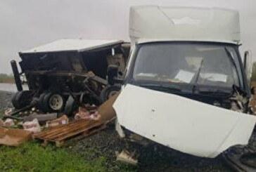 В ДТП с «Газелью» в Красноярском крае погибли пять человек