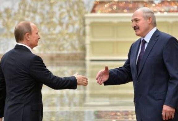 Переговоры Путина и Лукашенко идут больше пяти часов