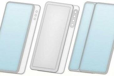 Xiaomi запатентовала смартфон с необычным экраном