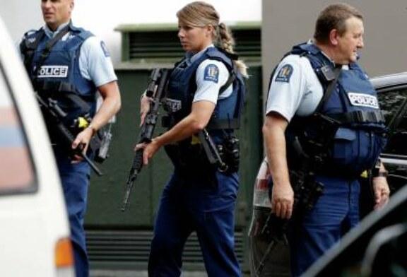 В Новой Зеландии мужчина ранил ножом несколько человек в супермаркете