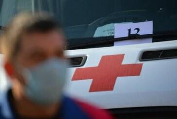 В Хабаровском крае перевернулся автобус, два человека пострадали