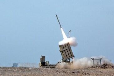 Система ПРО Израиля «Железный купол» перехватывает 90% ракет из сектора Газа