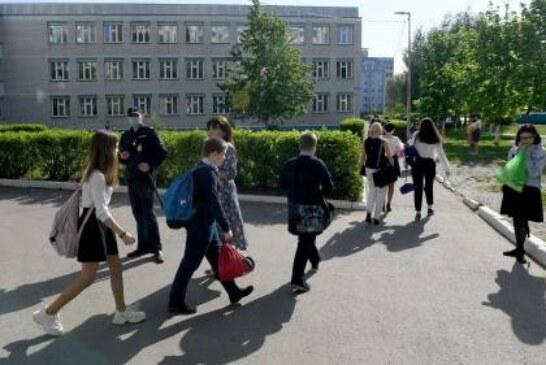 В Казани наградили учеников школы, где произошло нападение