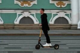 В историческом центре Петербурга запретят использовать электросамокаты