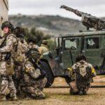 Пентагон может отказаться от услуг иностранных военных за пределами США