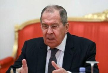 Лавров раскритиковал идею введения COVID-паспортов в ЕС