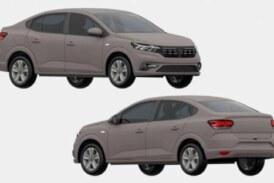 Опубликованы первые снимки нового Renault Logan для России